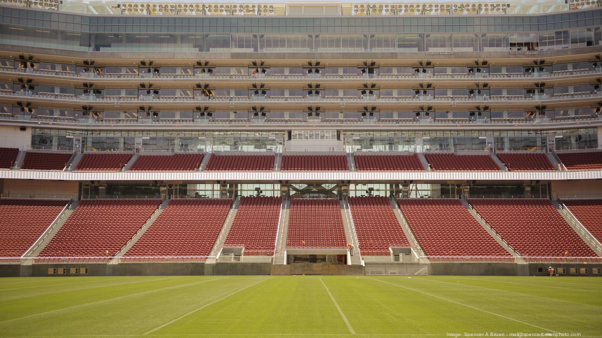 49ers Sell Out First Season At New Levi S Stadium San