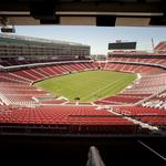 49ers' new Levi's Stadium is nearly complete -- take a tour