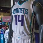 Charlotte Hornets: All dressed up and no place to go ... but up