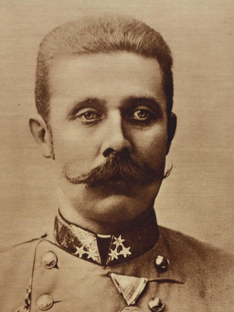 On 28 June 1914, Archduke Franz Ferdinand of Austria and his wife were shot dead as they visited the Bosnian capital of Sarajevo by an assassin who was part of a group of Serbian nationalists. One month later, World War I began.
