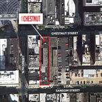 Property at 15th and Chestnut streets up for sale, could fetch $10M