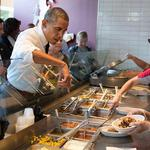 Obama went to Chipotle, but what did he do wrong?