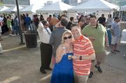 Shawn Shelton and Jennifer Shelton attended this year's BeerFest.
