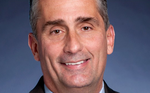 Investors shrug on new Intel CEO, mobile redesign