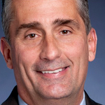 Intel CEO: company restructuring to focus on 'cloud'