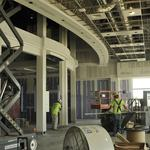 Construction continues on new Dayton racino