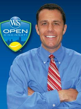 Vince Cicero is the tournament director for the Western & Southern Open.
