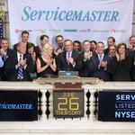 ServiceMaster gets back in the game
