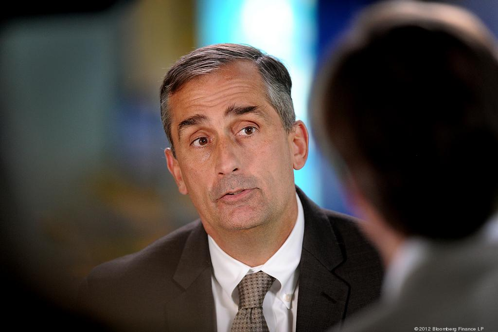 Intel Corp  picks COO Krzanich as new CEO, will pay $1