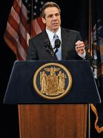 Cuomo (finally) fills seat on Albany convention center board