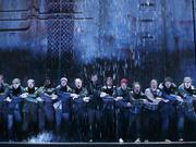 """Defiant shipbuilders band together to fight the closing of the local shipyard in """"The Last Ship."""""""