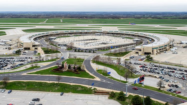 Terminal A at Kansas City International Airport is the proposed site for a single terminal