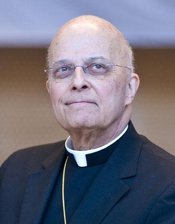 Cardinal Francis George, Archbishop of Chicago.