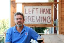 Eric Wallace Left Hand Brewing Co.