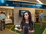 Koch inside your home