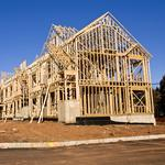 New home construction up 13 percent over last year