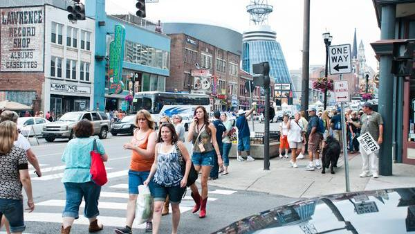 Tennessee hit a major tourism milestone in 2014 Nashville – Nashville Tourist Map