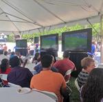 At Owings Mills office complex, a U.S. World Cup match becomes a $30K viewing party