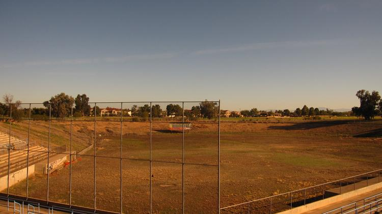 Compadre Stadium in Chandler may be torn down for a new housing development, depending on a city council vote tonight.