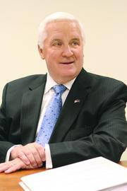 Pennsylvania Gov. Tom Corbett is a winner of the 2013 Energy Leadership Award.