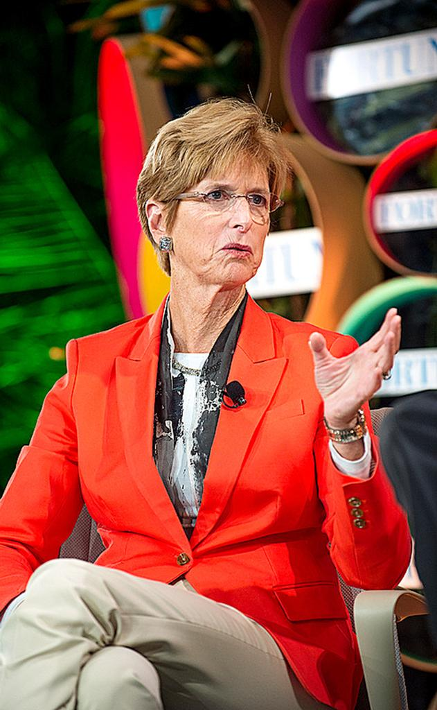 Christie Todd Whitman, former administrator of the U.S. Environmental Protection Agency, will be the keynote speaker at the Charlotte Chamber's 2013 Energy Summit in November.