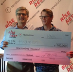 Brandery grad wins $100K investment from AOL founder (Video)