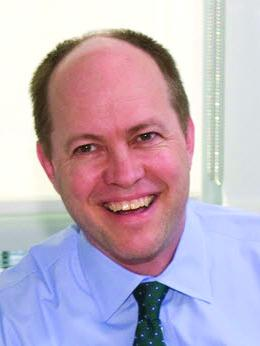 John Reynders is chief information officer of Moderna Therapeutics.