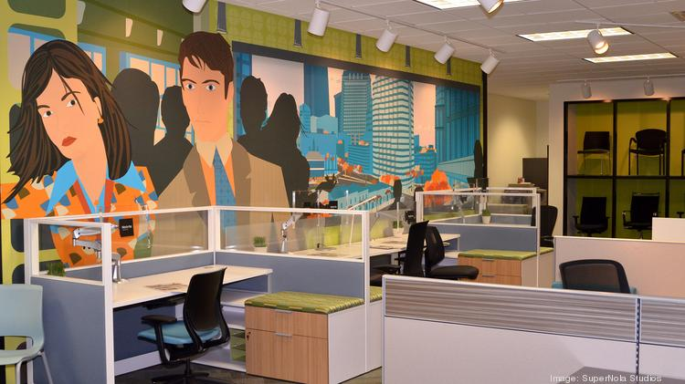Tampa Bay Business Journal's first ever Coolest Office Spaces event was held on Thursday at CDS in Tampa.