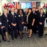 British Airways marks six decades at O'Hare Airport in very proper fashion