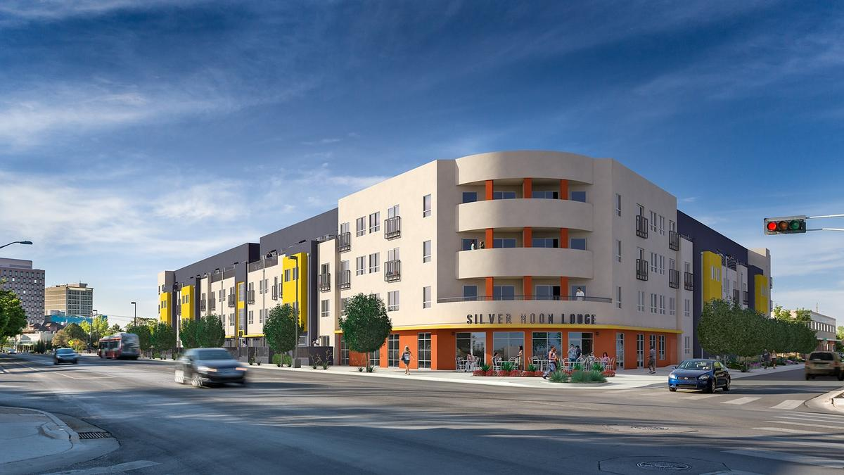 Downtown\'s Silver Moon Lodge apartments mark opening this week ...