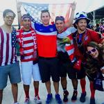 Soccer Stop owner shows Jacksonville what it's like at World Cup Brazil