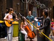 """Begin Again"" is a darling, unassuming film that strikes powerfully resonant emotional chords."