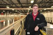 Michael Lefort, senior manager, has seen lots of strange things packed in boxes during his more than 20 years at FedEx. They include 5-foot-wide moose antlers shipped from Alaska (the moose head was inside a box; the antlers were sticking out) and a stuffed shark (the fins were sticking out of the box).