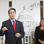 Walker's Medicaid Rx: First checkup for governor's BadgerCare program shows uneven results
