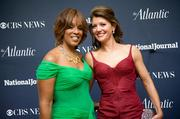 Gayle King & Nora O'Donnell, both of CBS.