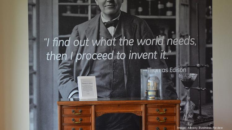 General Electric's founder Thomas Edison rooted the company's research center in Niskayuna before the turn of the 20th century. It has been a private-sector-jobs-driver since then.