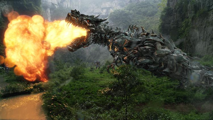 """Chongqing Wulong Karst Tourism Co. Ltd. has charged that the scenic UNESCO World Heritage site in Southwest China was not labeled as promised in """"Transformers: Age of Extinction"""" and that it was intercut with scenes from Hong Kong, suggesting it was located nearby when it's actually 700 miles away."""
