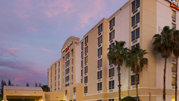 Springhill Suites Marriott was acquired by a Delaware-based company.