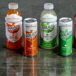 Thousands of cases of Golazo sports energy drink hit the auction block
