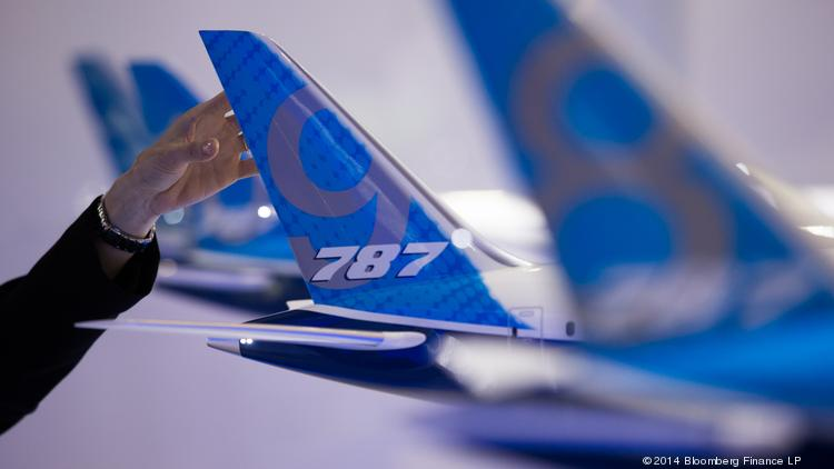 Boeing has delivered its first order of new Dreamliners.