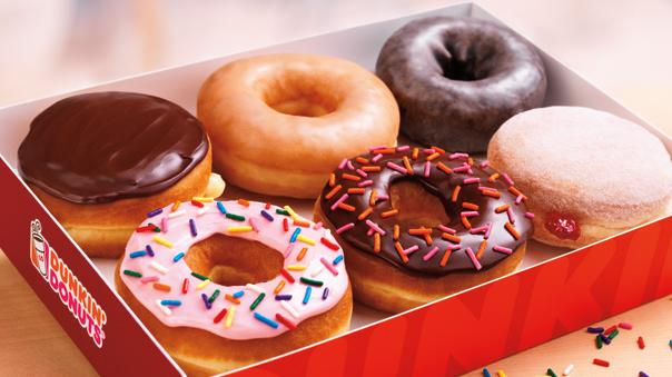 dunkin and donuts