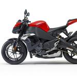 <strong>Erik</strong> <strong>Buell</strong> Racing rolls out 'naked streetfighter-style' motorcycle