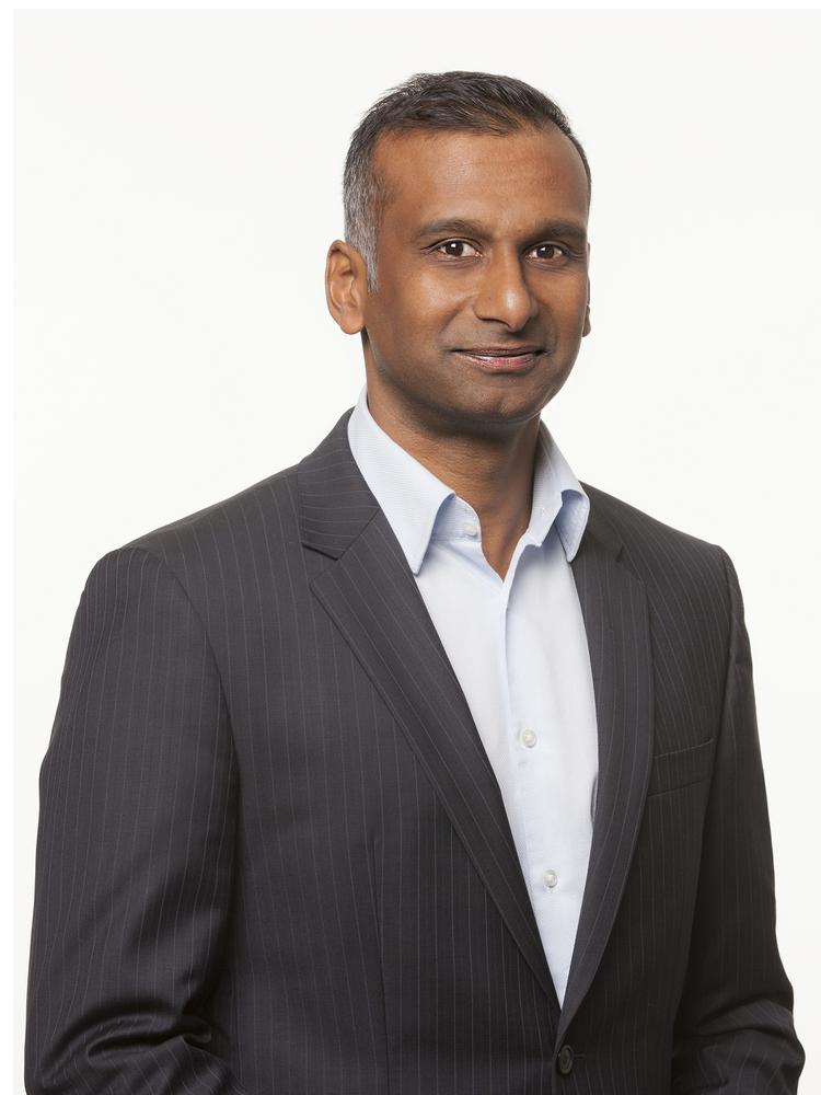 Chief Operating Officer Namal Nawana was named interim CEO in June after the sudden resignation of Ron Zwanziger.