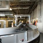 Mitchell baggage screening system positive for travelers