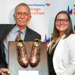 Bank of America Marathon honors Chicago businessman Jim Jenness