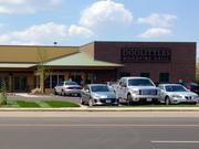 An outside shot of Doolittles Woodfire Grill's new location in Madison, Wisc. The restaurant opened in late May.