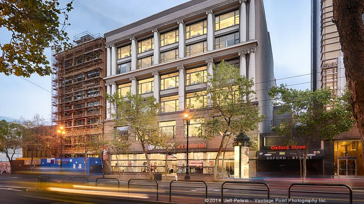Zendesk's headquarters at 989 Market St. was sold for $61.3 million.