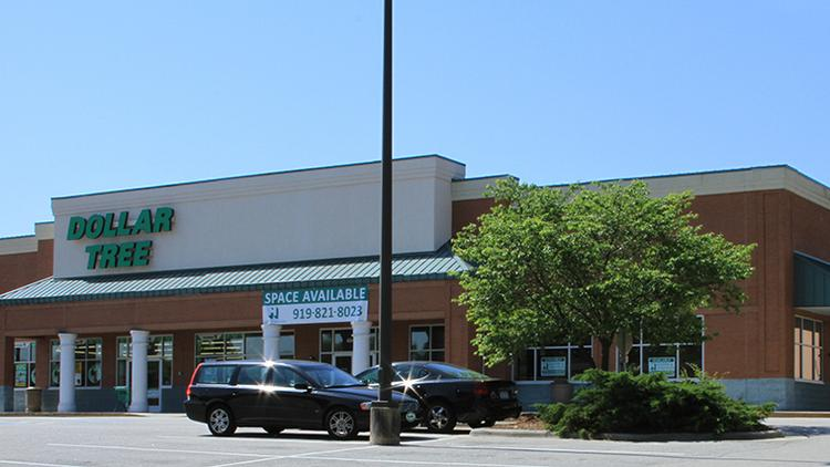The Creekside Crossing shopping center at 404 E. Six Forks Road in Raleigh has sold to a new investor for $6.3 million.