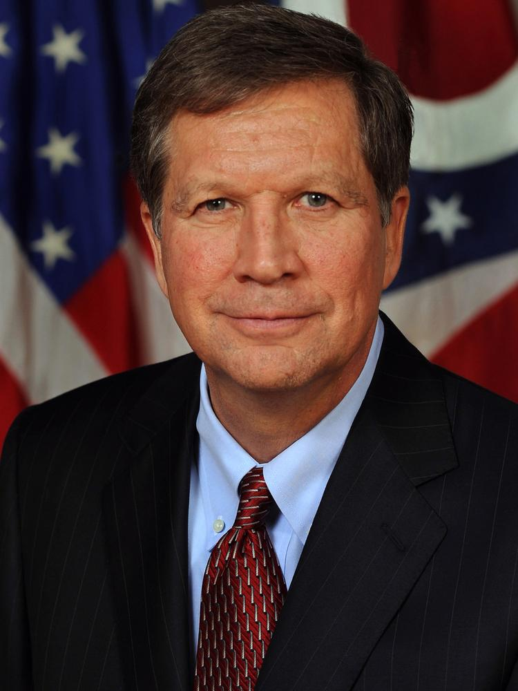 Gov. John Kasich is proposing a 2.75 percent severance tax on oil and gas drilling in the state.