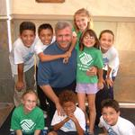 Stephen Schwanz receives award from Boys & Girls Club of Greater Scottsdale